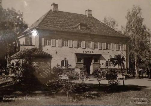 Bygningen Nansenskolen