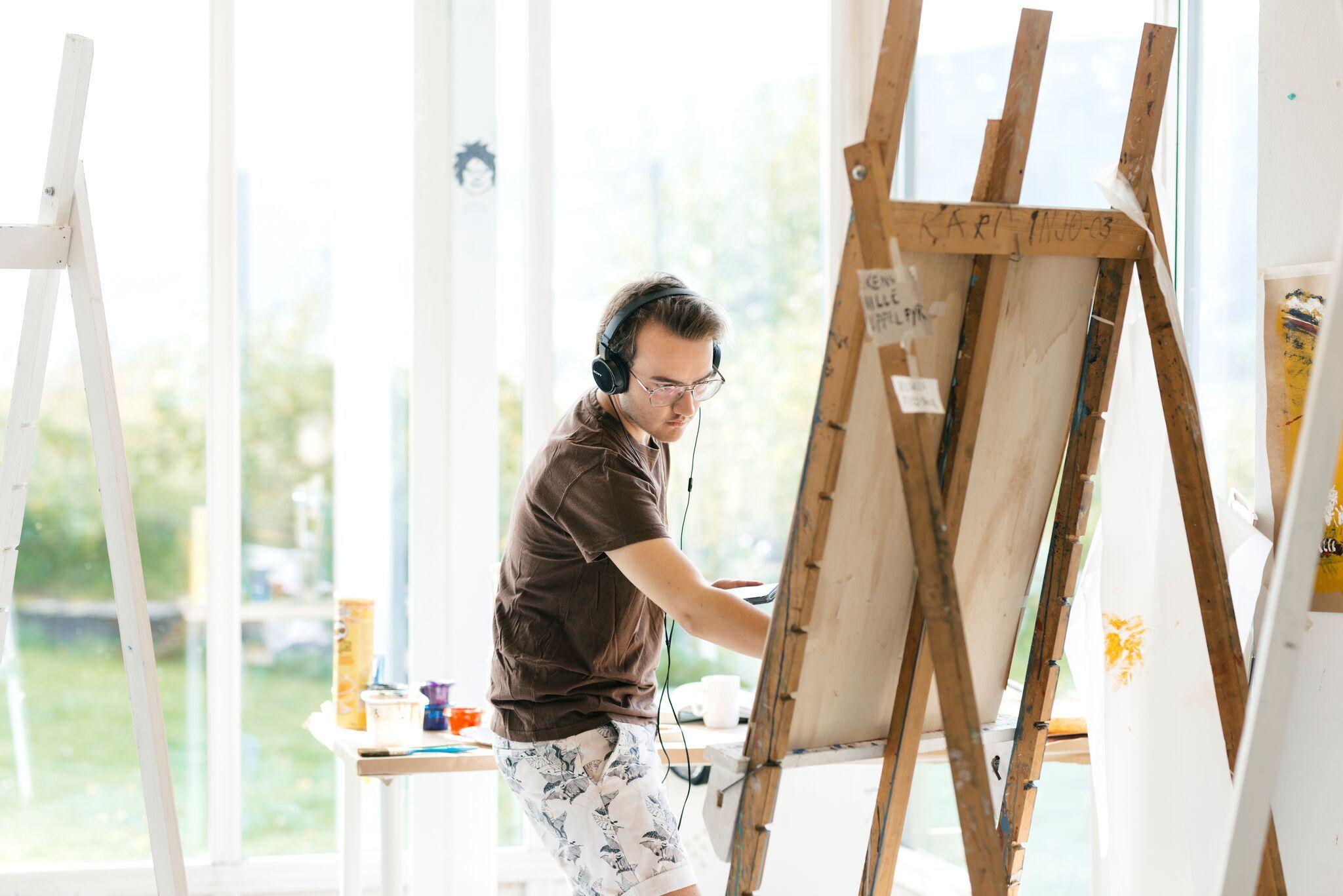 Visuell-kunst-Nansenskolen
